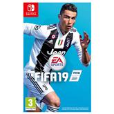 Игра для Nintendo Switch, FIFA 19