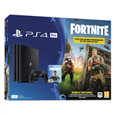 Spēļu konsole PlayStation 4 Pro, Sony / 1 TB + Fortnite Voucher