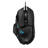 Optiskā pele G502 Hero, Logitech