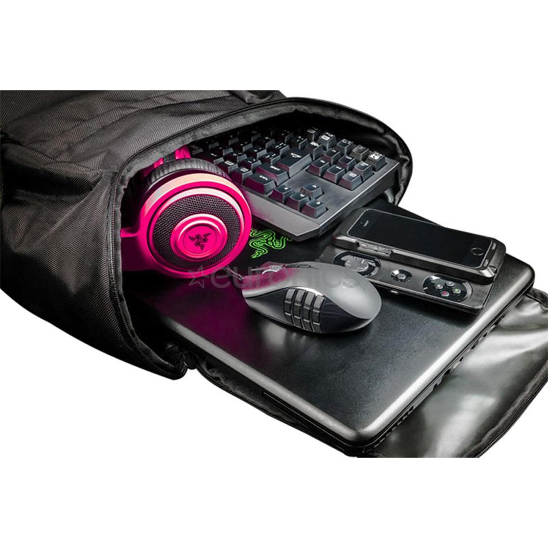 Backpack Utility Razer 173 Rc21 00730101 0000 Black