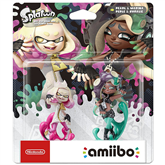 Статуэтки Amiibo Splatoon 2 Off the Hook, Nintendo