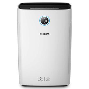 Gaisa mitrinātājs un attīrītājs, Philips