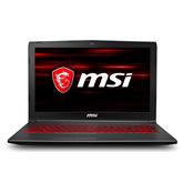 Portatīvais dators GV62 8RD, MSI