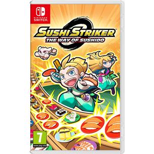 Spēle priekš Nintendo Switch Sushi Striker: The Way of Sushido