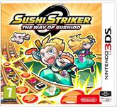 Spēle priekš Nintendo 3DS Sushi Striker: The Way of Sushido