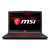 Portatīvais dators GV72, MSI