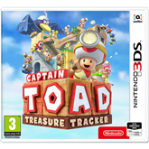 Spēle priekš Nintendo 3DS Captain Toad: Treasure Tracker