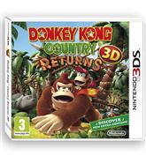 Spēle priekš Nintendo 3DS Donkey Kong Country Returns 3D