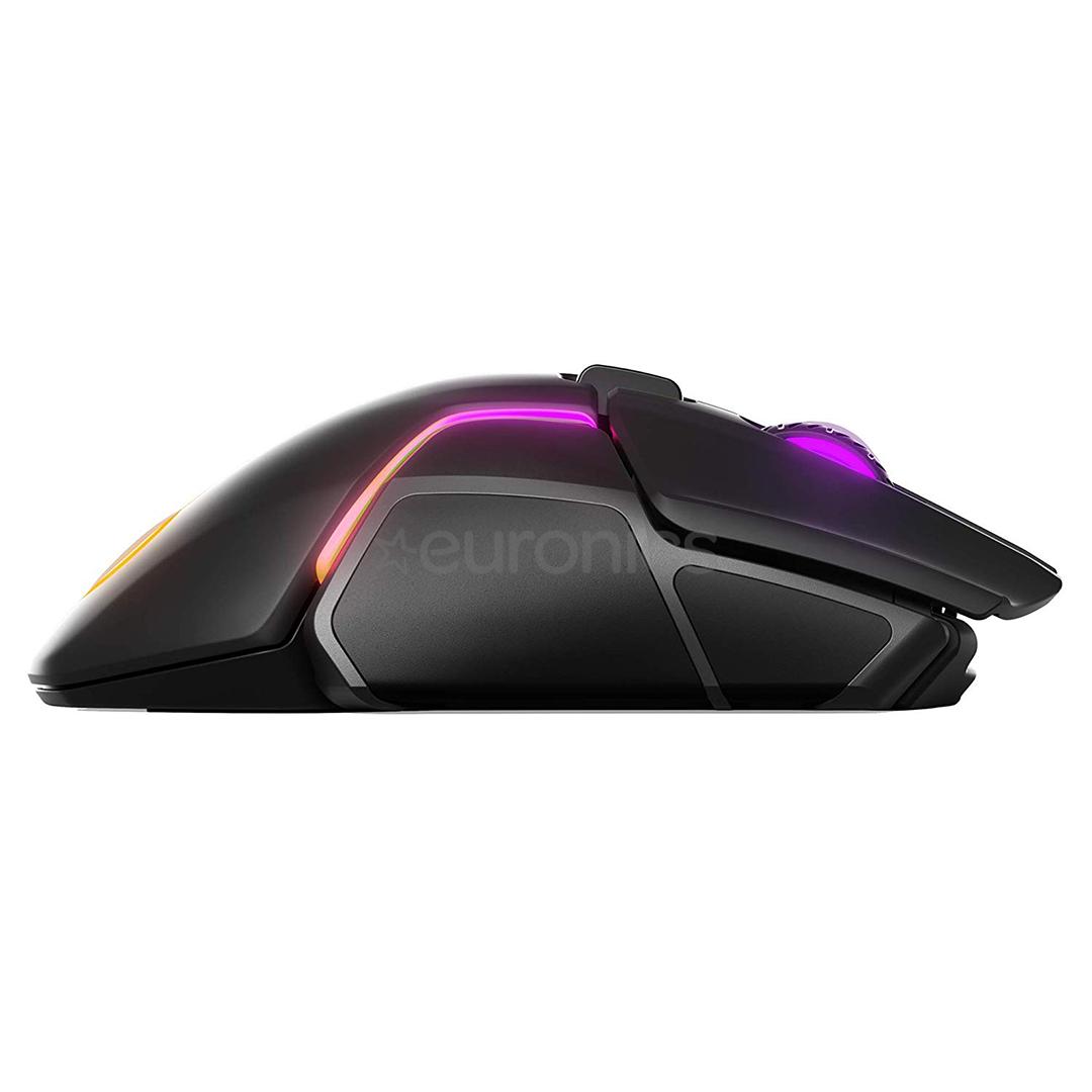 Беспроводная мышь SteelSeries Rival 650