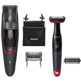 Vakuuma bārdas trimmeris Beardtrimmer series 7000, Philips