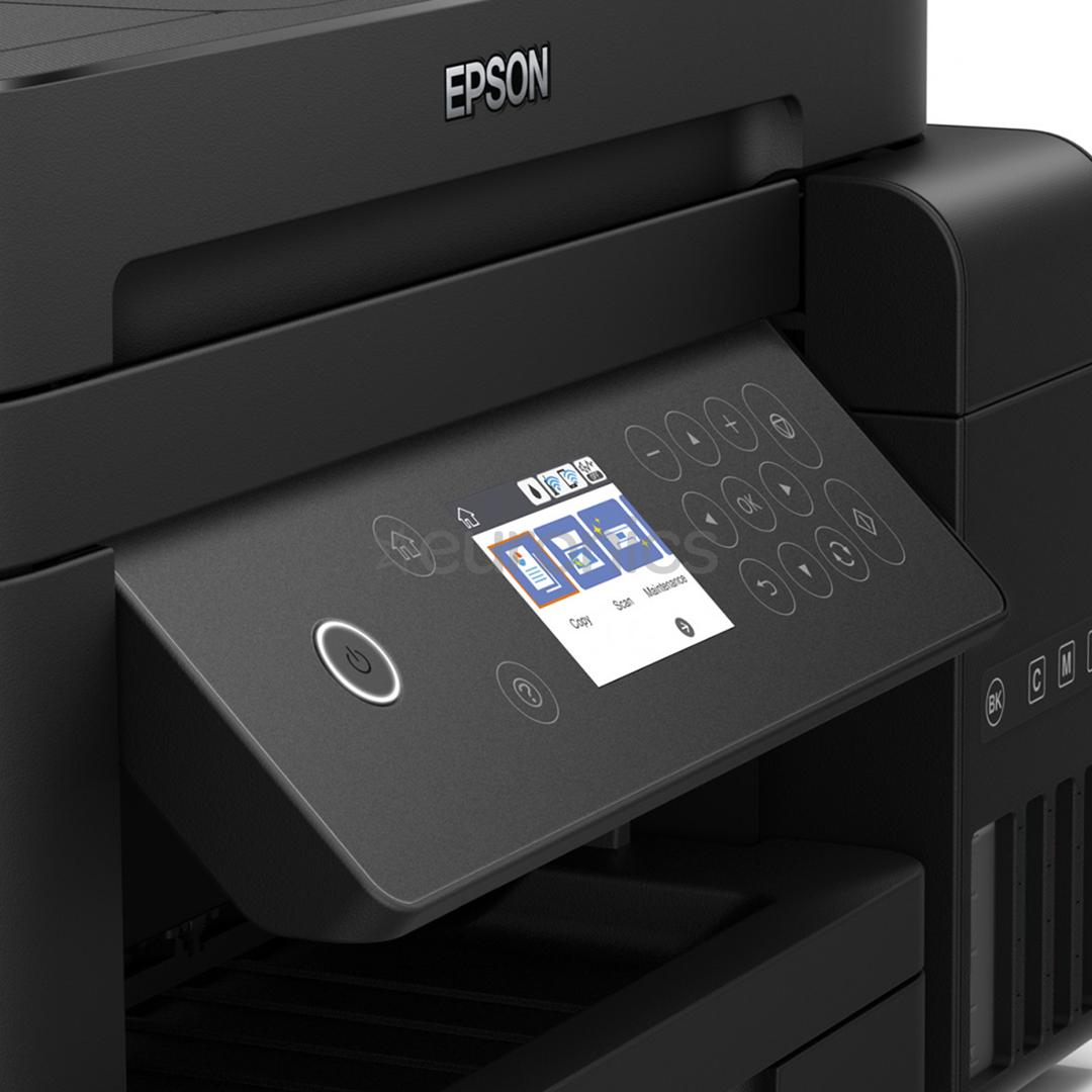 Multi-functional inkjet color printer Epson L6170