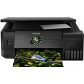 Multi-functional inkjet color printer Epson L7160