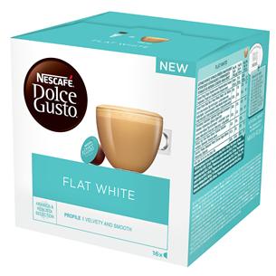 Kafijas kapsulas Nescafe Dolce Gusto Flat White, Nestle