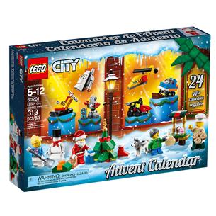Adventes kalendārs LEGO City