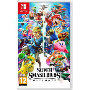 Spēle priekš Nintendo Switch Super Smash Bros. Ultimate 045496422905