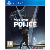 Игра для PlayStation 4,  This is the Police 2