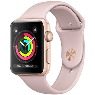 Viedpulkstenis Apple Watch Series 3 / GPS / 42mm