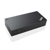 Док для ноутбука ThinkPad USB-C Dock, Lenovo