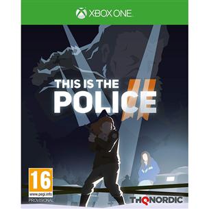 Spēle priekš Xbox One, This is the Police 2