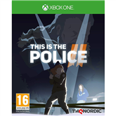 Spēle priekš Xbox One, This is the Police 2