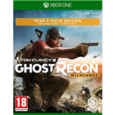 Spēle priekš Xbox One, Ghost Recon: Wildlands Year 2 Gold Edition