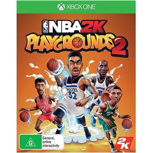 Spēle priekš Xbox One, NBA 2K Playgrounds 2