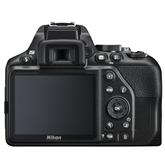 Digitālā spoguļkamera Nikon D3500 + objektīvs NIKKOR AF-P DX 18-55mm VR
