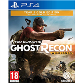 Spēle priekš PlayStation 4, Ghost Recon: Wildlands Year 2 Gold Edition