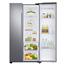 Ledusskapis Side-by-Side, Samsung / augstums: 178 cm