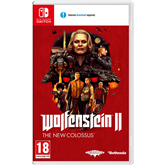 Spēle priekš Nintendo Switch Wolfenstein II: The New Colossus
