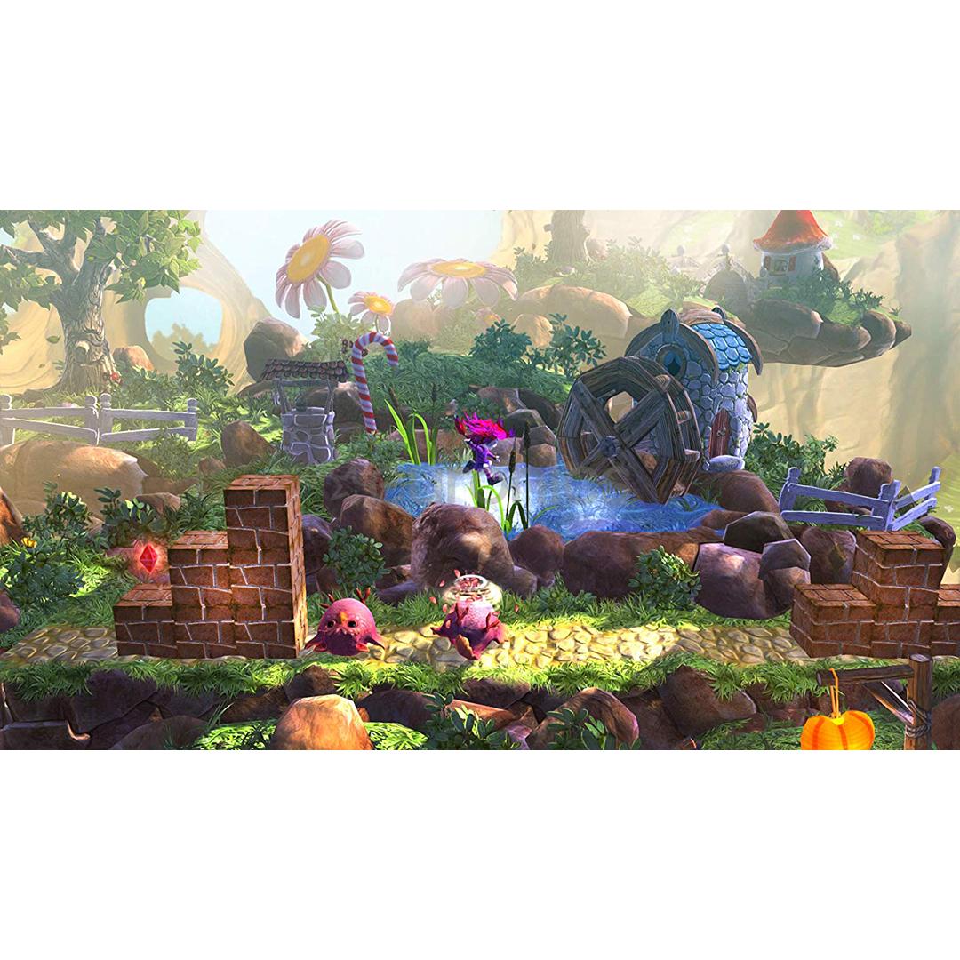 Spēle priekš Nintendo Switch Giana Sisters: Twisted Dreams Owltimate Edition