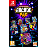 Spēle priekš Nintendo Switch, Namco Museum Arcade Pac