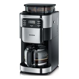 Кофеварка с кофемолкой Severin KA4810
