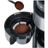 Кофеварка с кофемолкой Severin