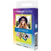 Fotopapīrs Premium ZINK Rainbow 2 x 3, Polaroid / 20 lpp