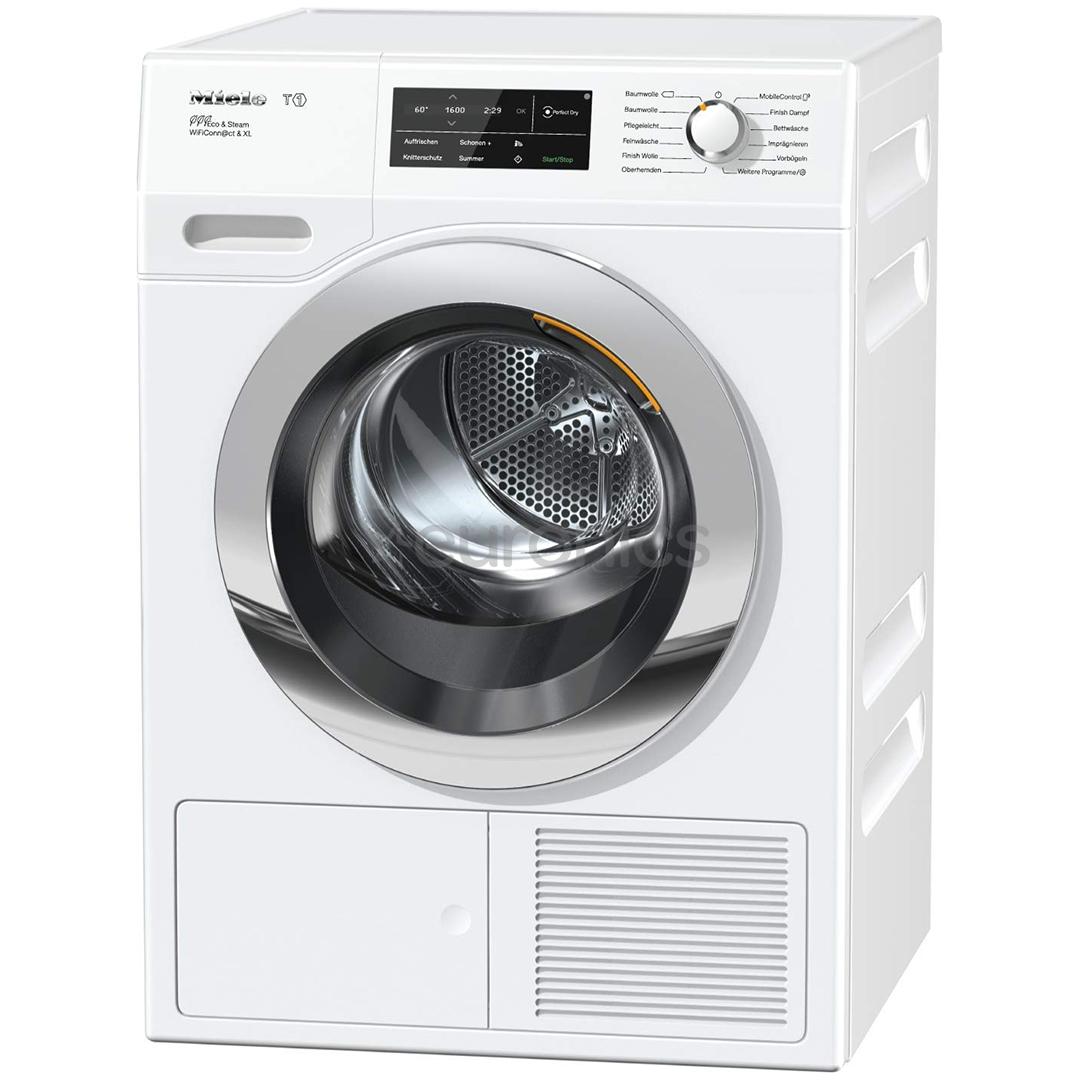 Dryer Ecosteam Wifixl Miele 9 Kg Tcj690wp Whirlpool Quiet Partner Ii Dishwasher Schematic Wiring Review Ebooks