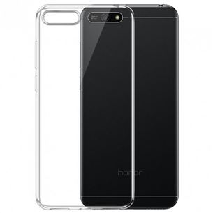 Huawei Y6 cover Nake, JustMust