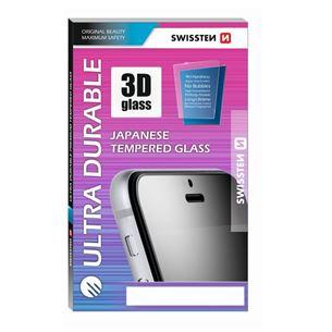 Aizsargstikls Ultra Durable 3D priekš iPhone X, Swissten