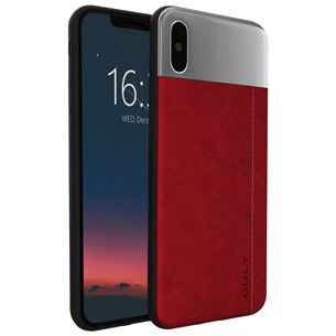 Apvalks Luxury Slate Case priekš iPhone X, Qult