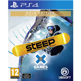Spēle priekš PlayStation 4, Steep X Games Gold Edition