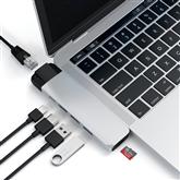 Adapteris USB-C priekš MacBook Pro, Satechi