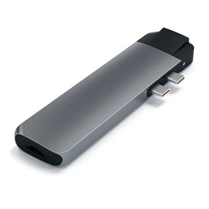 Хаб MacBook Pro USB-C Satechi
