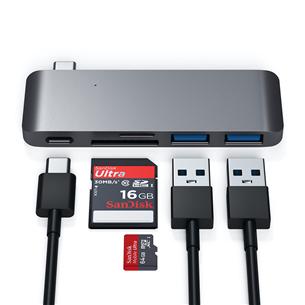 Adapteris USB-C priekš MacBook 12'', Satechi
