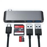 Adapteris USB-C priekš MacBook 12, Satechi