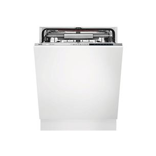 Built-in dishwasher, AEG / 13 place settings
