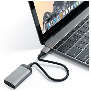 Адаптер USB-C -- HDMI 4K 60 Hz Satechi