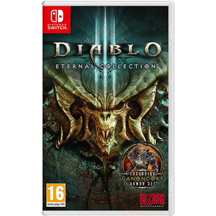 Spēle priekš Nintendo Switch, Diablo III: Eternal Collection