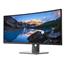 34 izliekts QHD LED IPS monitors, Dell