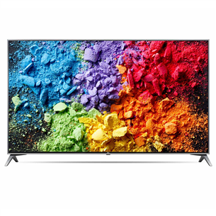 55 Super UHD 4K LED televizors, LG