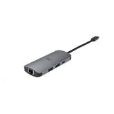 Adapteris USB-C / LAN; USB3.0; USB-C, Xtorm